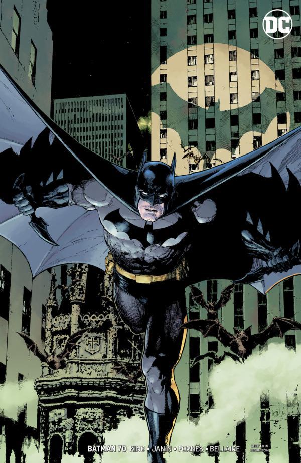 BATMAN #70 VAR ED