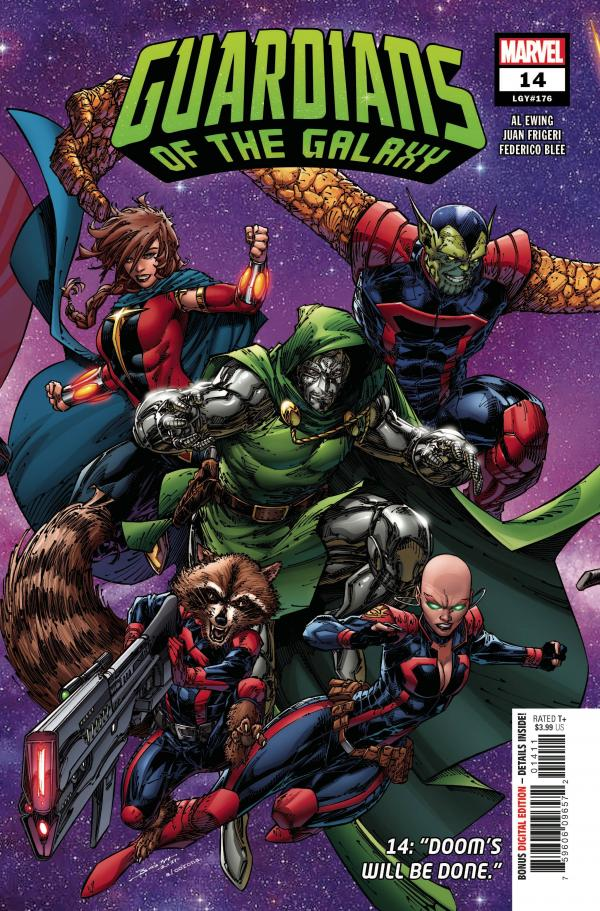 GUARDIANS OF THE GALAXY #14 (2020)