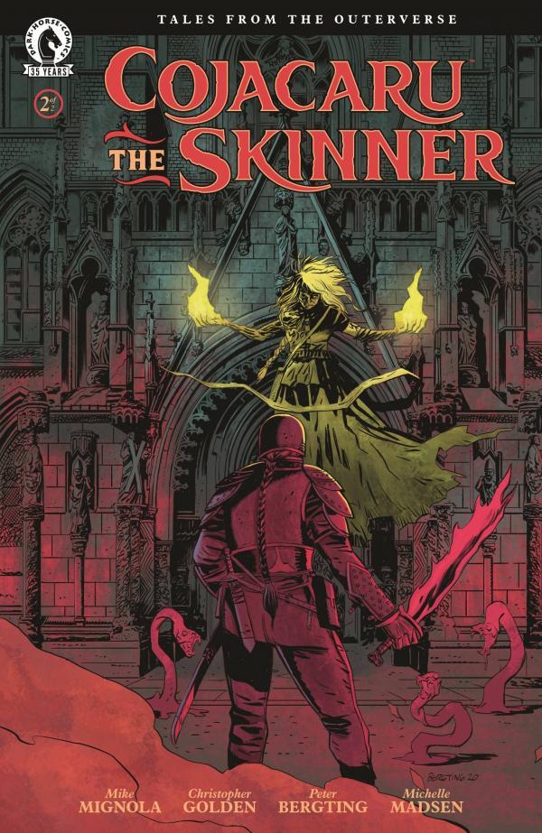 COJACARU THE SKINNER #2 (OF 12)