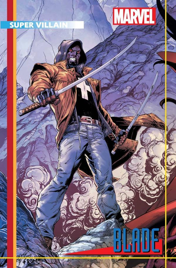 HEROES REBORN #1 (OF 7) BAGLEY TRADING CARD VAR