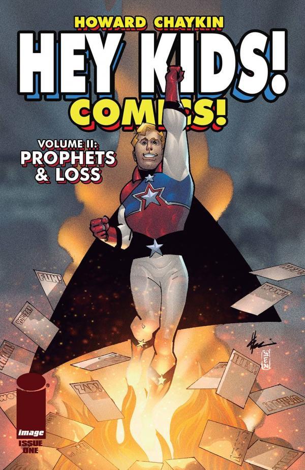 HEY KIDS COMICS VOL 02 PROPHETS & LOSS #1 (OF 6) (MR)