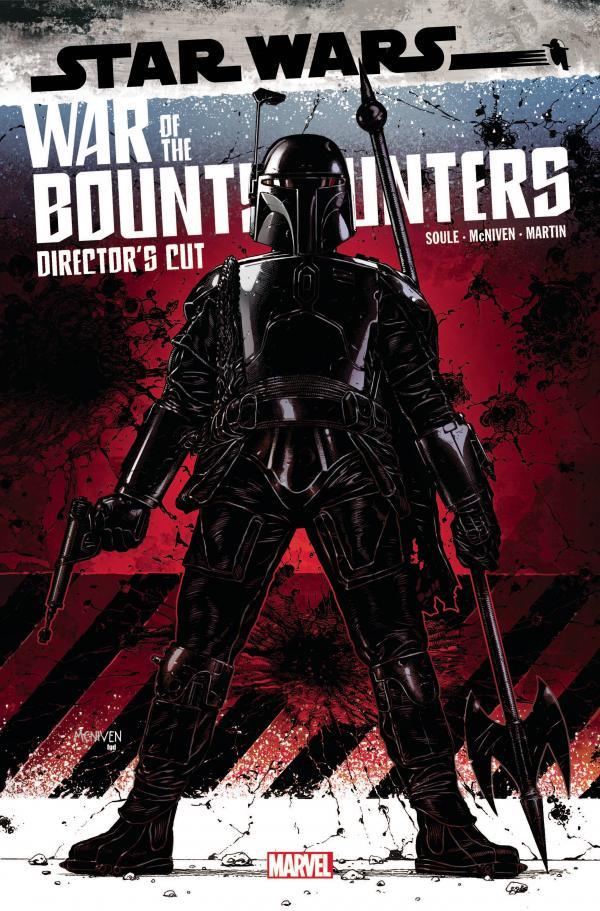 STAR WARS BOUNTY HUNTERS ALPHA DIRECTOR CUT #1