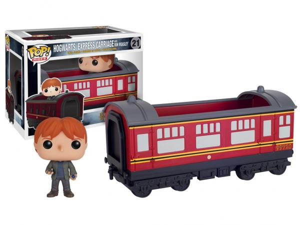 Hogwarts Express Carriage With Ron Weasley 21