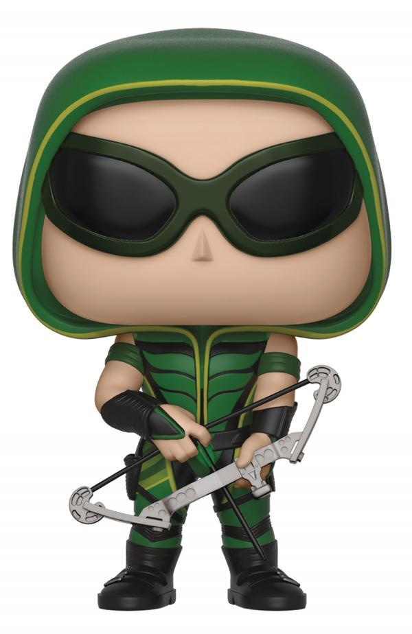 Green Arrow 628