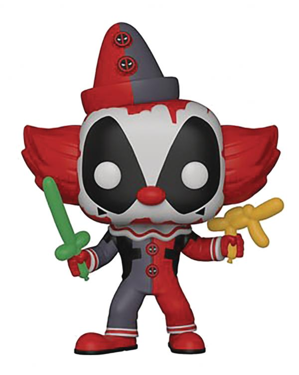 Clown Deadpool 322