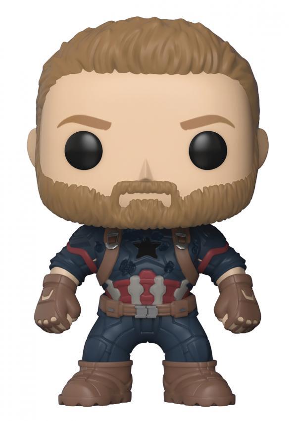 Captain America 288