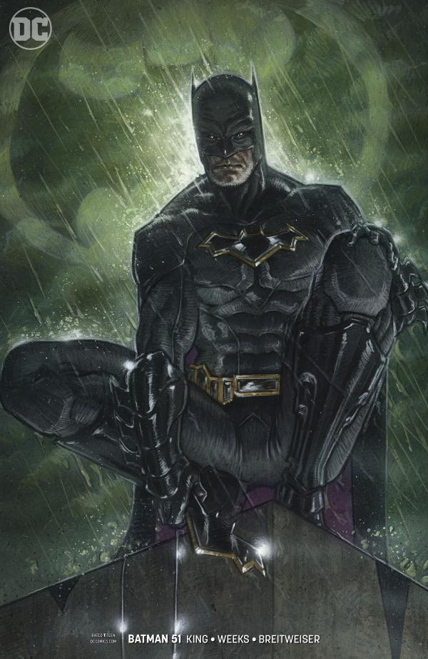 BATMAN #51 VAR ED