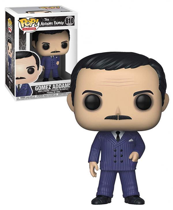 Gomez Addams 810