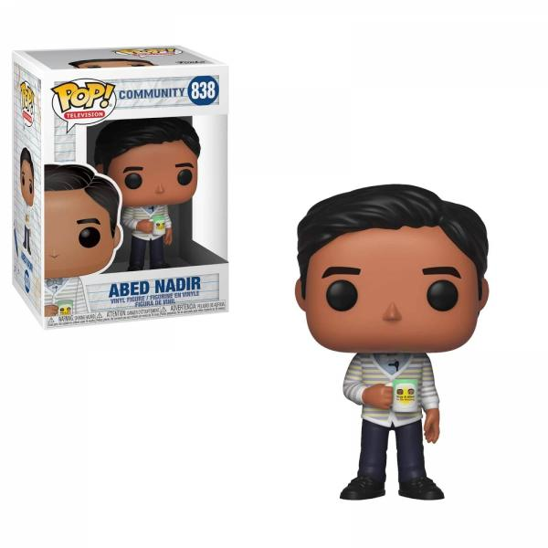 Abed Nadir 838