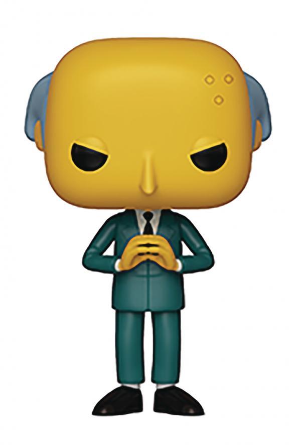 Mr.Burns 501