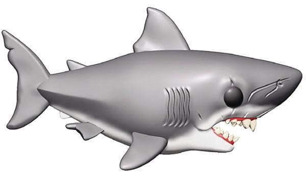 Great White Shark 758