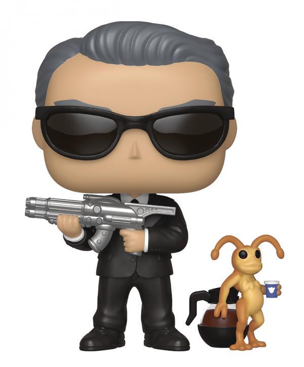 Agent K & Neeble 716