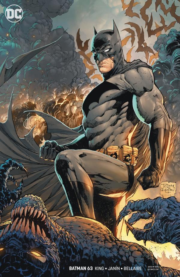 BATMAN #63 VAR ED