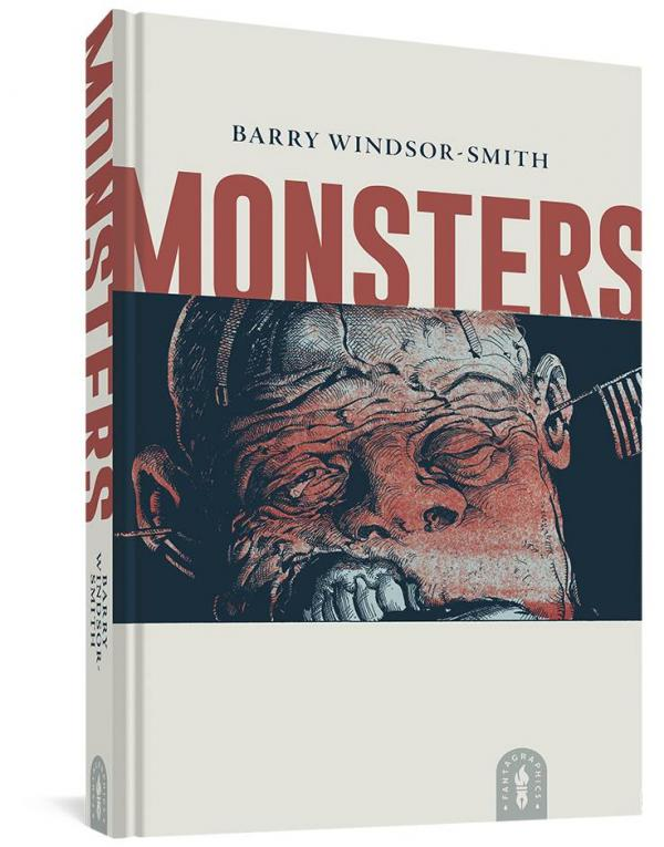 BARRY WINDSOR-SMITH MONSTERS HC (MR)
