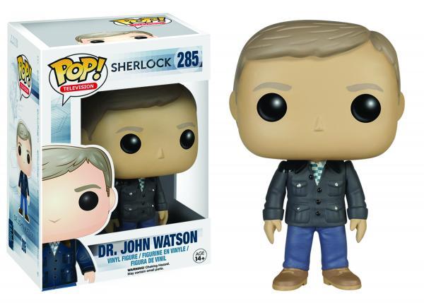 Dr. John Watson 285