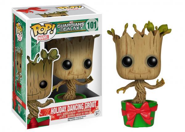 Holiday Dancing Groot 101