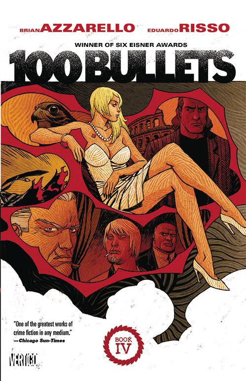 100 BULLETS TP BOOK #4