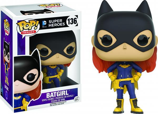 Batgirl 136