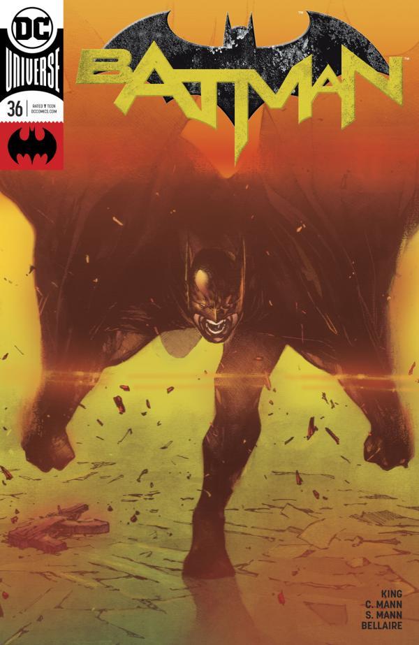 BATMAN #36 VAR ED