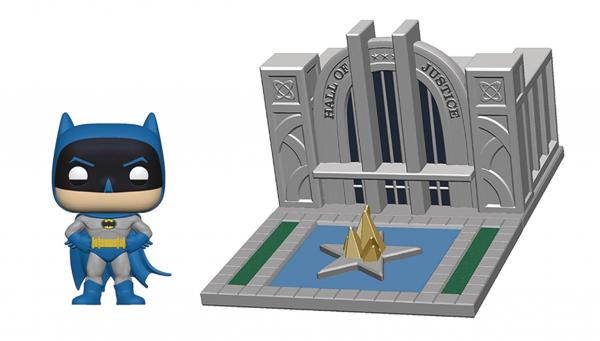 Batman With The Hall Of Justice 09