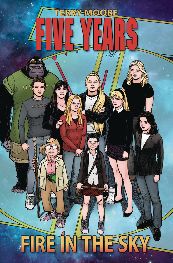 FIVE YEARS TP #1
