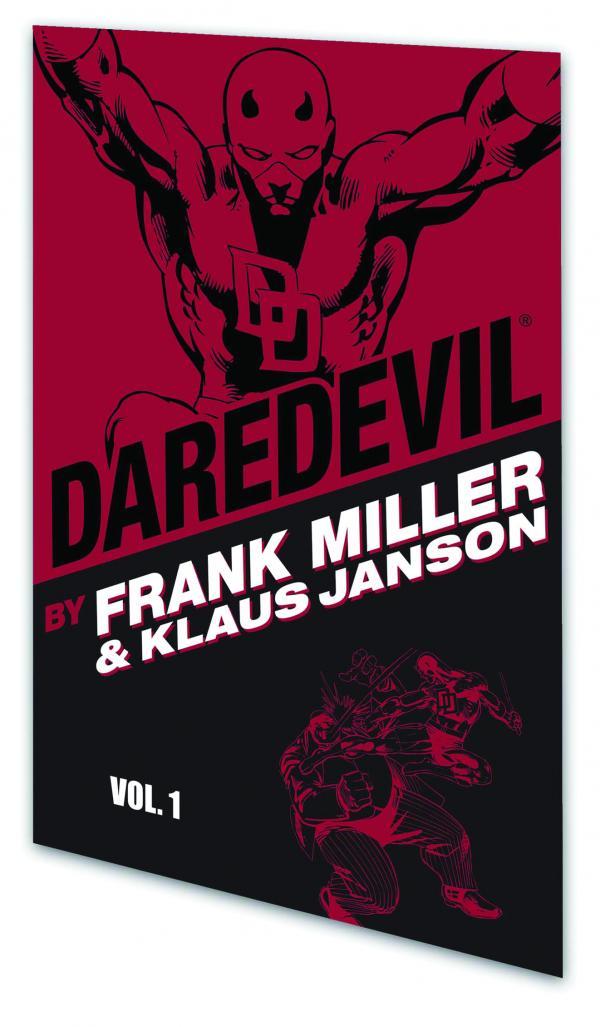 DAREDEVIL MILLER JANSON TP #1