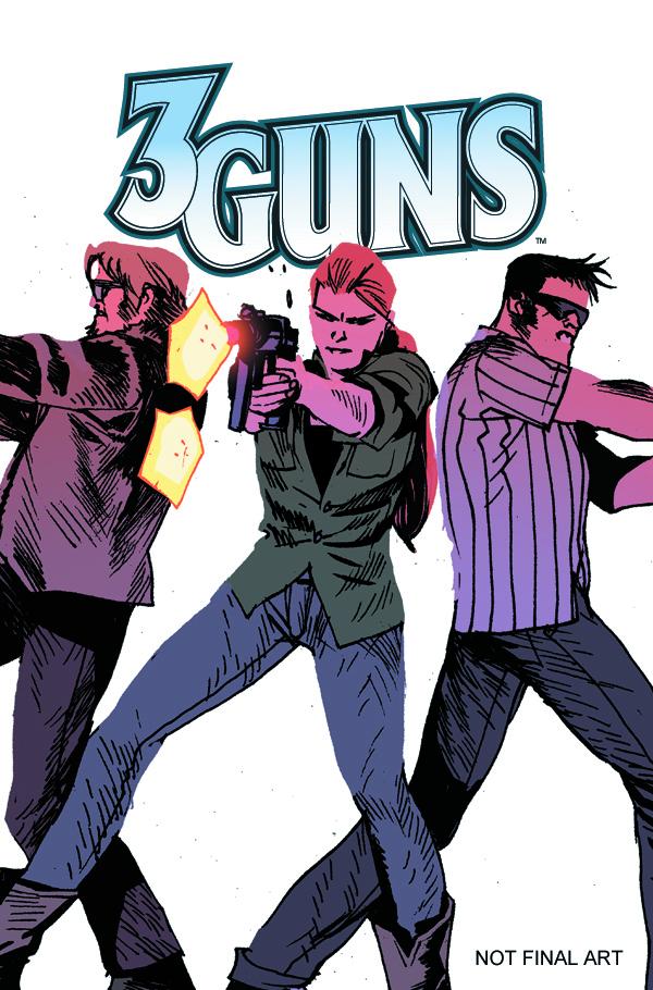 3 GUNS #4