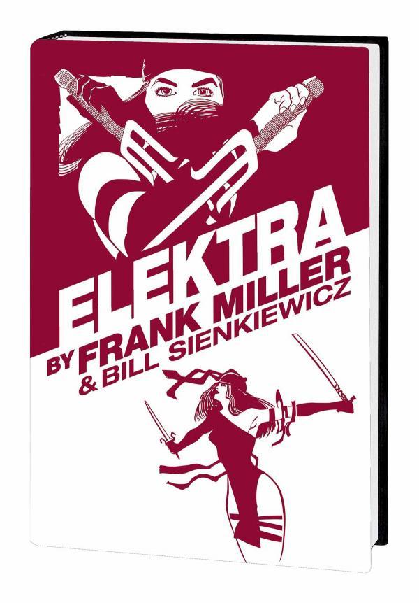 ELEKTRA BY FRANK MILLER OMNIBUS HC NEW PTG