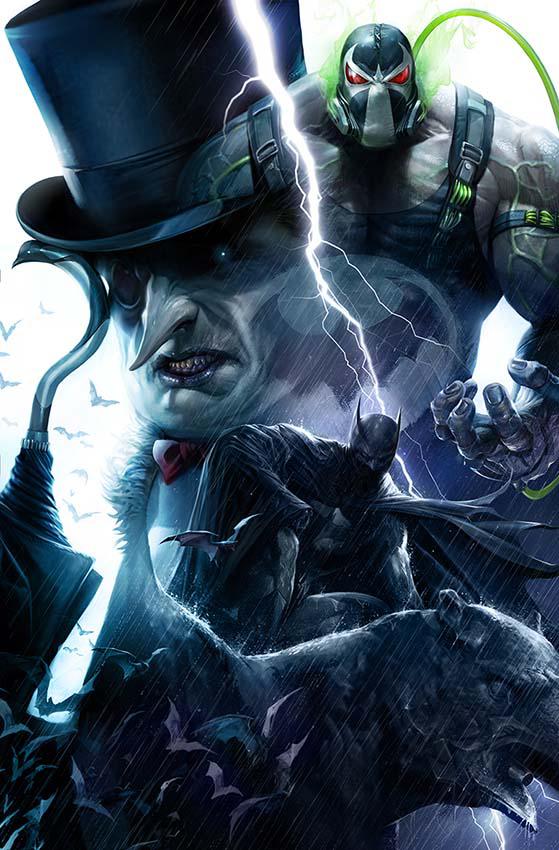 BATMAN #59 VAR ED