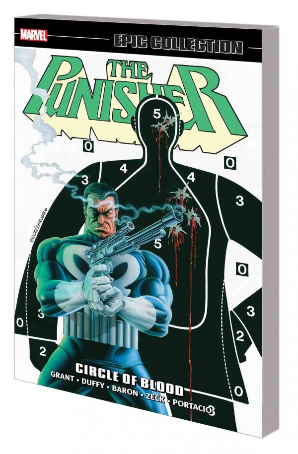 PUNISHER EPIC COLLECTION TP CIRCLE OF BLOOD