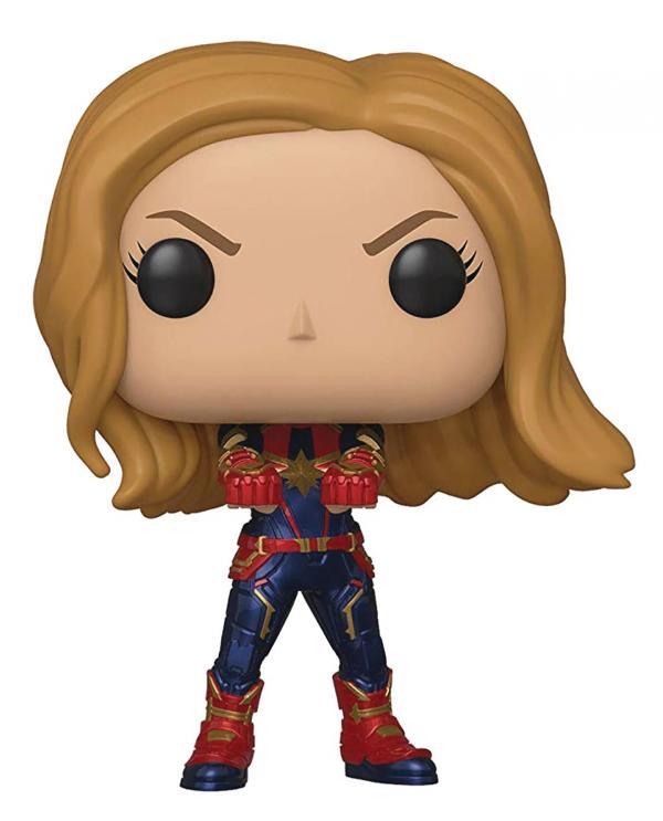 Captain Marvel 459