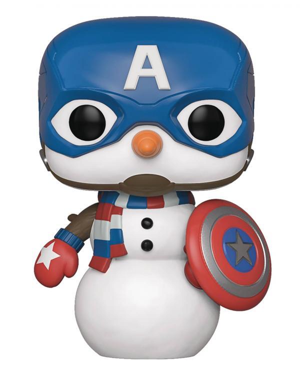 Cap Snowman 532