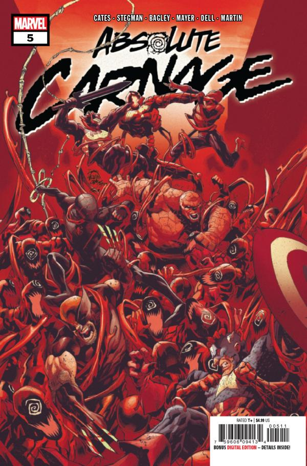 ABSOLUTE CARNAGE #5 AC