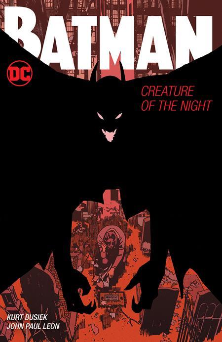 BATMAN CREATURE OF THE NIGHT TP