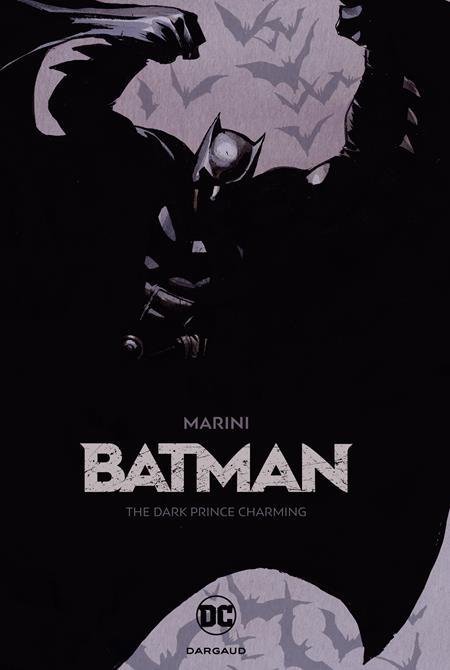 BATMAN THE DARK PRINCE CHARMING TP