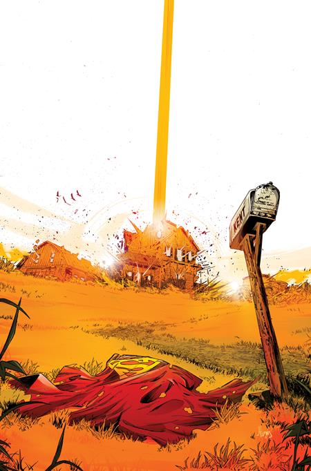 SUPERMAN SON OF KAL-EL #4 CVR A JOHN TIMMS