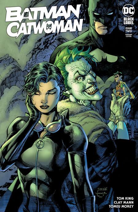 BATMAN CATWOMAN #2 (OF 12) CVR B JIM LEE & SCOTT WILLIAMS VAR