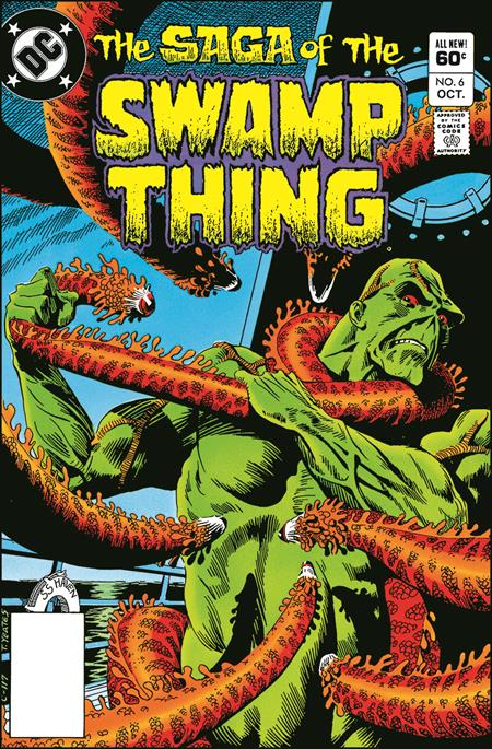 SWAMP THING THE BRONZE AGE VOL 3 TP