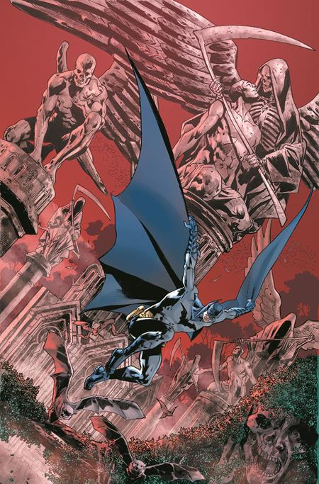 BATMANS GRAVE THE COMPLETE COLLECTION HC