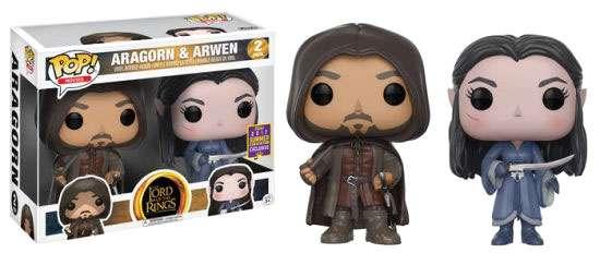 Aragorn & Arwen 2-Pack