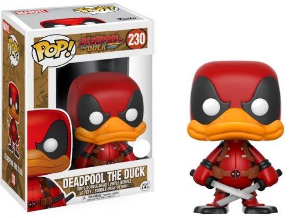 Deadpool The Duck  230