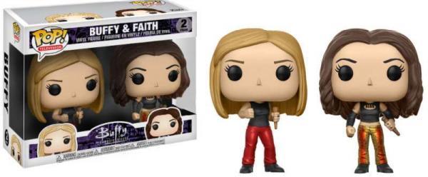 Buffy & Faith 2-Pack