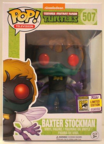 Baxter Stockman 507