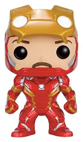 Iron Man [Unmasked] 136