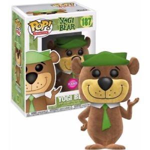 Yogi Bear Flocked 187