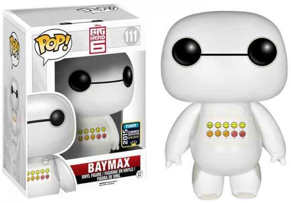 Baymax Glitter 111