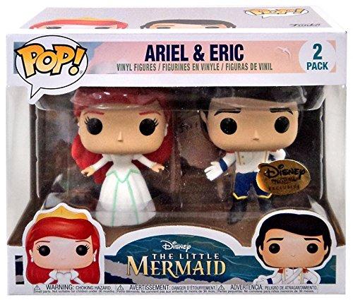Ariel & Eric 2-Pack