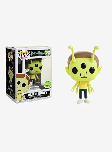 Alien Morty 338