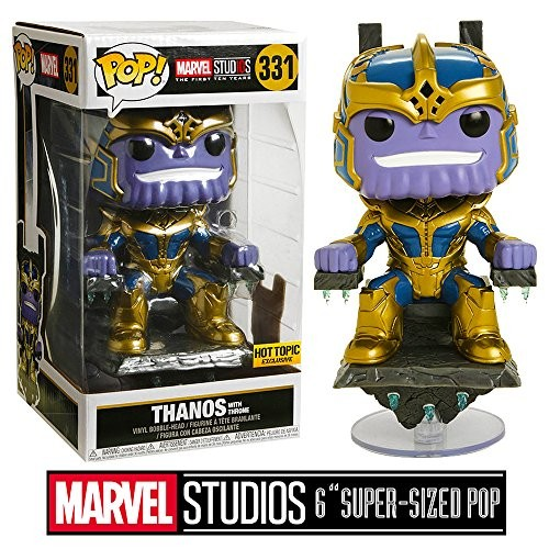 Thanos With Throne 331