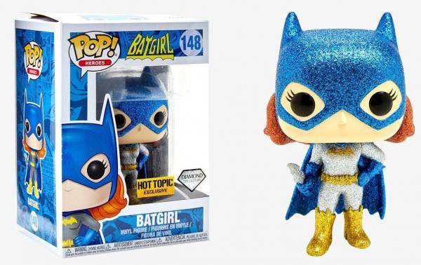 Batgirl Diamond 148
